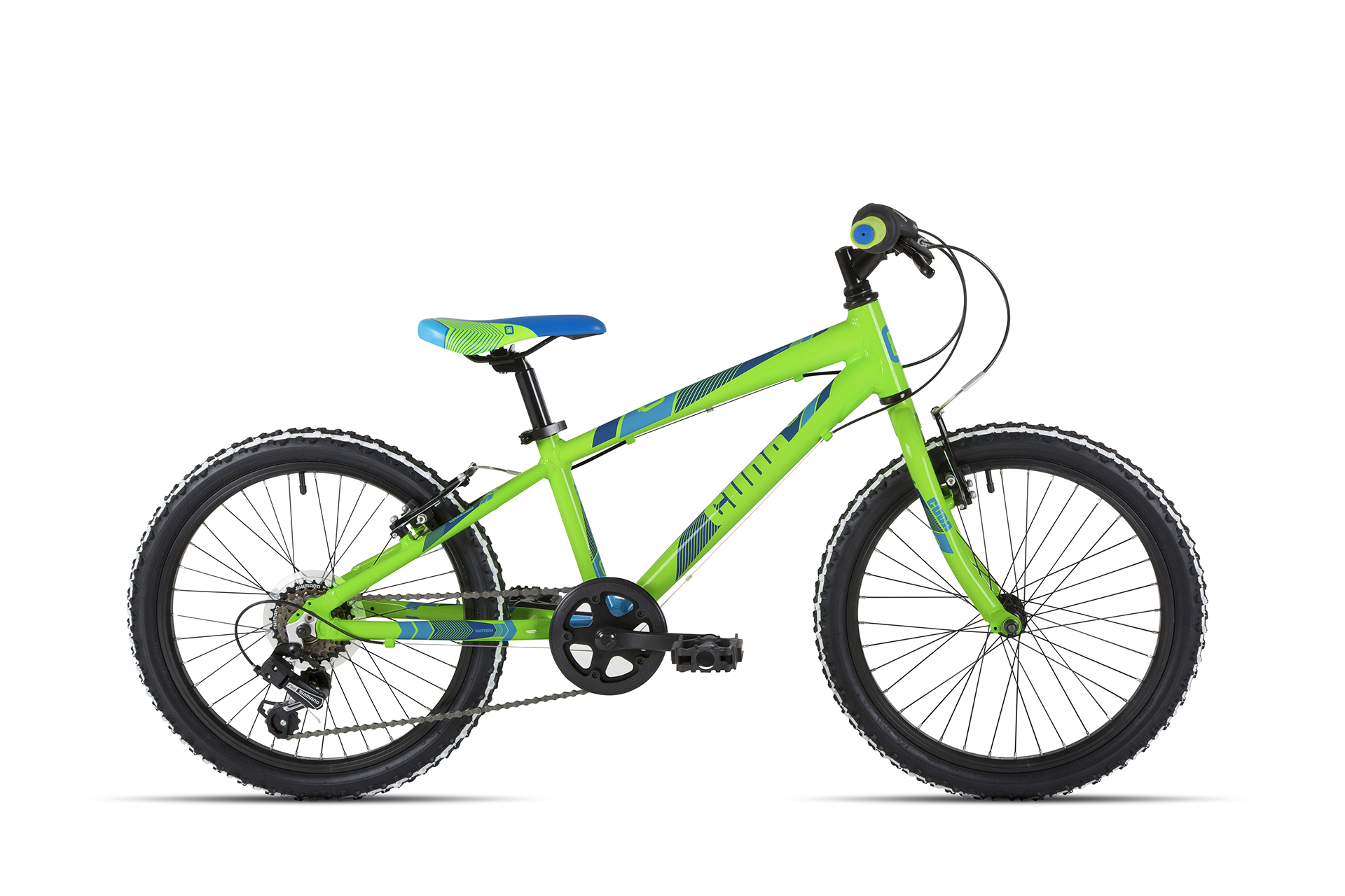 Mayhem 20 Quot Boys Mountain Bike Cuda Bikes Cuda Bikes