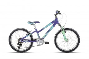 Kinetic 20″ Girls Mountain Bike