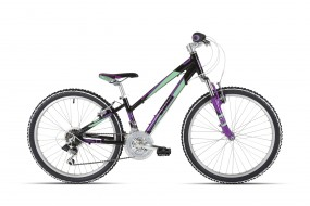 Kinetic 24″ Girls Mountain Bike