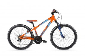 Kinetic 24″ Boys Mountain Bike