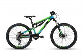 Impact Dual Suspension Trail bike