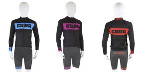 Cuda Kids Long Sleeved Cycling Jersey