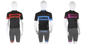 Cuda Kids Short Sleeved Cycling Jersey